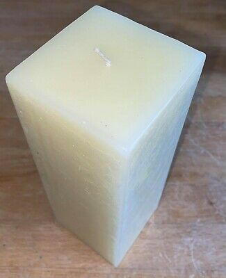 £18.50 • Buy Latex Mould For Making This Lovely Square Candle