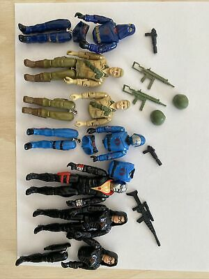 $ CDN104.19 • Buy GI Joe Vintage Parts Hasbro Lot Accessories Original Cobra Commander 1983 Destro