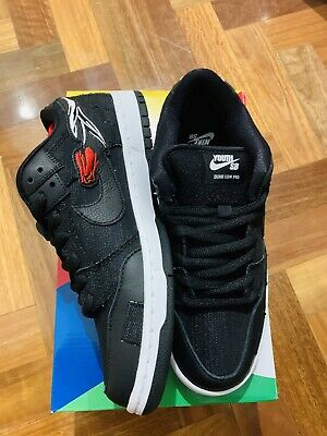 AU550 • Buy Nike Sb Dunk Low Wasted Young Black US 8