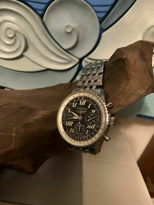 £2902.99 • Buy Mint Like New Breitling Navitimer Spatiograph II Model: A36030.1