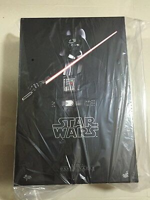 $ CDN579.06 • Buy Hot Toys MMS 279 Star Wars Episode IV A New Hope Darth Vader 14 Inch Figure NEW