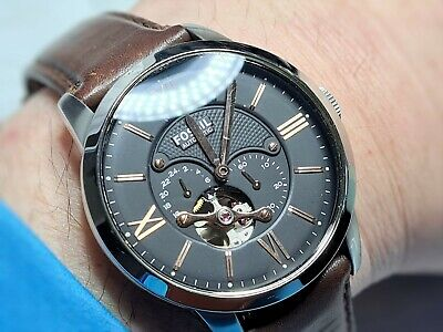 View Details Fossil Townsman Automatic Chronograph Watch,Great Condition. • 50.00£