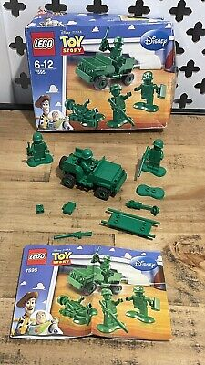 LEGO Toy Story - 7595 Army Men On Patrol - Incomplete • 0.99£