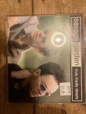 AU1.78 • Buy Savage Garden Truly Madly Deeply
