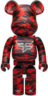 $900 • Buy Bearbrick MEDICOM FAZE CLAN 1000%