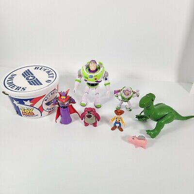 £35.40 • Buy Disney Pixar Toy Story Collection Bucket O Soldiers With Buzz Lightyear Bundle