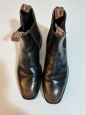 AU200 • Buy RM Williams Brown Boots 7G