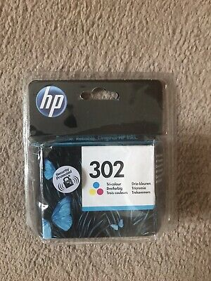 HP 302 Colour Ink Cartridge • 8.40£