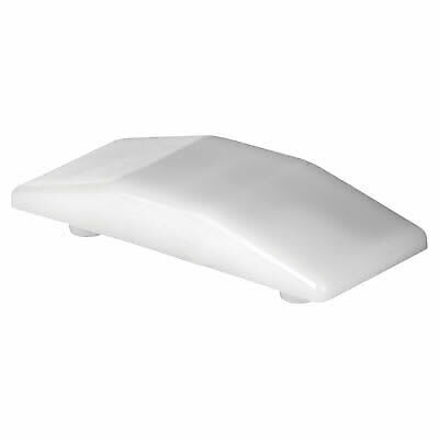 £5.92 • Buy NEW ERA Cockspur Wedge - 6mm Height - White - Pack Of 10,POSTAGE INC, In UK