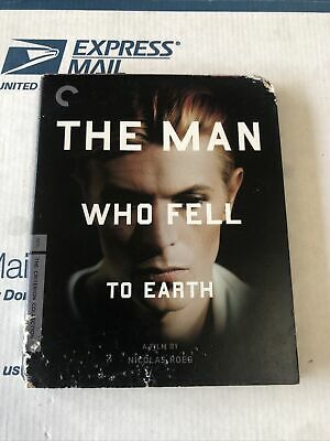 The Man Who Fell To Earth  (Blu-ray Disc, Criterion Collection) • 27.55£