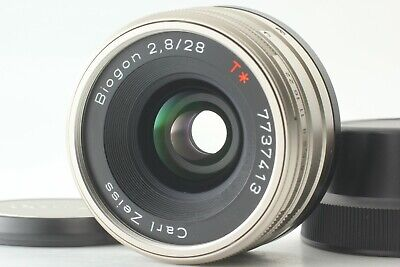 $ CDN412.31 • Buy TESTED【 MINT 】 Contax ZEISS Biogon T* 28mm F/2.8 WIDE For G1 G2 From JAPAN N1156