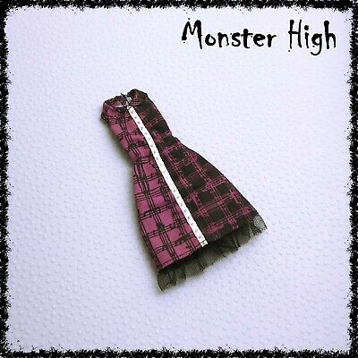 MONSTER HIGH Doll Dress, Operetta, Freaky Fusion, Clothes • 3.50£