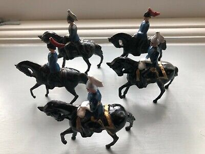 Britains Vintage Toy Soldiers And Other Makers Household Cavalry • 10£