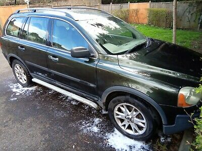 2004 VOLVO XC90 2.9 LPG T6 SE 5dr SPARES & REPAIRS BUT STILL DRIVES • 1,800£