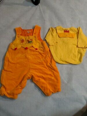 Marese Baby Boy Romper & Shirt Set French Designer 6m Baby • 23.67£