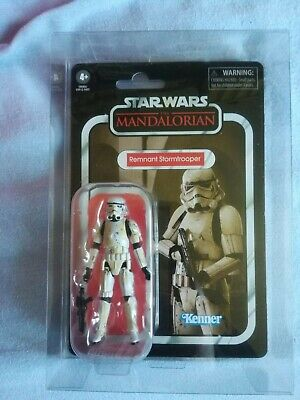 Star Wars The Mandalorian Remnant Stormtrooper Action Figure • 6.50£