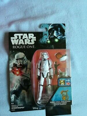 Star Wars Rogue One Imperial Stormtrooper Action Figure • 1.70£