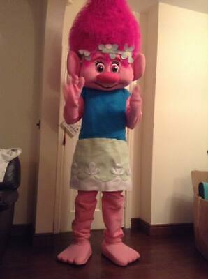 £20 • Buy Poppy And Branch Trolls Mascot Hire( 1character)