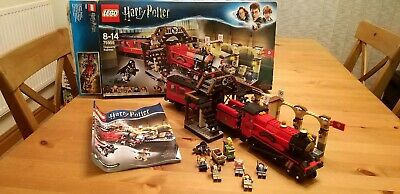 LEGO Harry Potter Hogwarts Express - Set 75955 With Box And Instructions • 21.89£