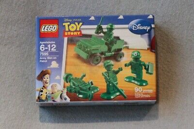 Lego Toy Story Army Men On Patrol (7595)  New In Sealed Box • 24£