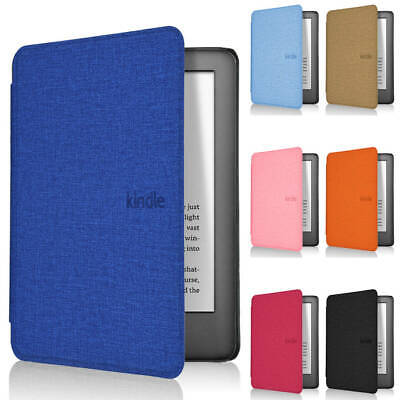 AU9.85 • Buy For Amazon Kindle Paperwhite 10th Gen 2018 Case PU Leather Auto Wake/Sleep Cover