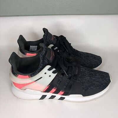 $ CDN72.75 • Buy Adidas EQT Support ADV Mens Core Black Lace Up BB1302 Athletic Shoes Size 11