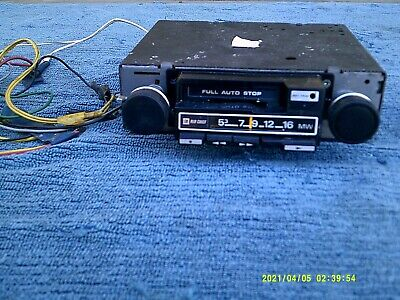 AU230 • Buy Hq Hj Hx Lc Lj Holden Torana Statesman Monaro AIR-CHIEF Radio / Tape Deck