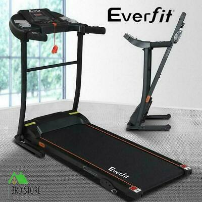 AU374 • Buy Everfit Electric Treadmill Incline Home Gym Exercise Machine Fitness 400mm