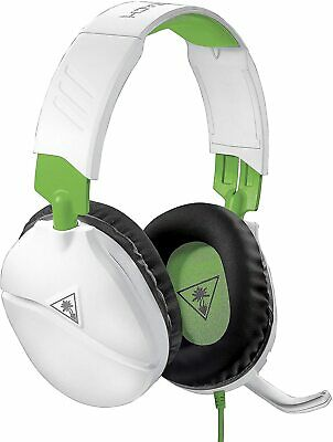 £15.99 • Buy Turtle Beach Ear Force Recon 70X White Wired Gaming Headset Refurbished 70X