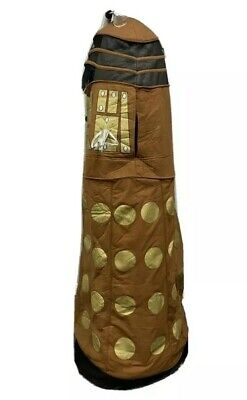 Adults 1 Size BBC Dalek Costume Doctor Who  Fancy Dress Costume Cosplay Novelty  • 49.99£