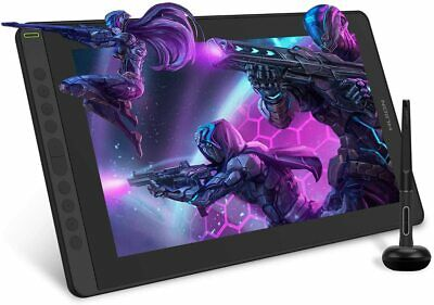 AU253.66 • Buy HUION 2021 KAMVAS 16 Graphics Drawing Monitor (Tablet) 15.6 Inch Android