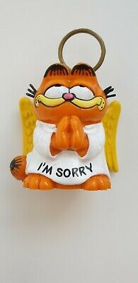 Vintage Garfield  I'm Sorry  Figure By Bully 1981  • 2.99£