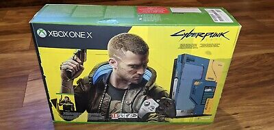 AU405.72 • Buy Xbox One X Cyberpunk 2077 Ltd Edition Console. Still Under Warranty & Light Use
