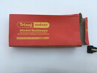 Tri-ang Hornby Model Railway Buffers And Signals 1970's With Original Box. T • 10£