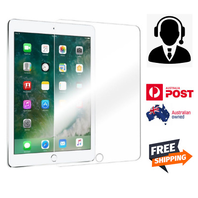 AU6.95 • Buy Screen Protector For Apple IPad 7th 8th 6th 5th Gen Air 1 2 Tempered Glass Pro+
