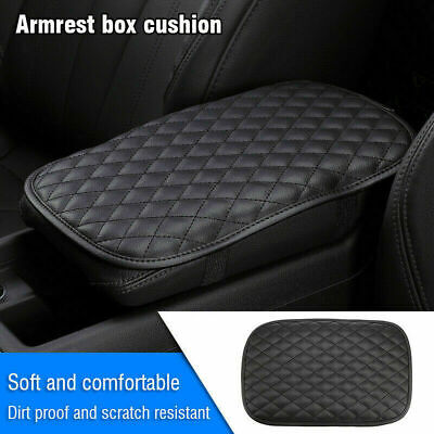 AU6.74 • Buy Car Accessories Armrest Cushion Cover Center Console Box Pad Protector Universal
