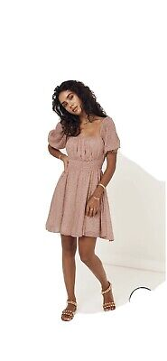 AU180 • Buy Spell Rae Mini Dress Size Xs