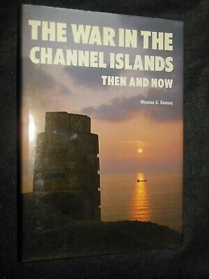 £14.99 • Buy The War In The Channel Islands Then And Now (1981-1st) Winston G Ramsey - WWII