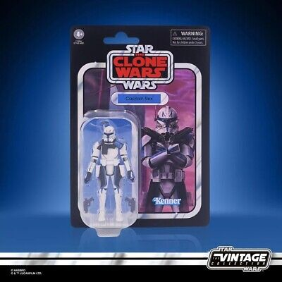 $ CDN30.67 • Buy Star Wars The Vintage Collection Captain Rex Action Figure 10 Cm NEW/SEALED