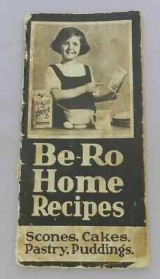 (SHP) Be-Ro Home Recipes 17th Edition • 10£