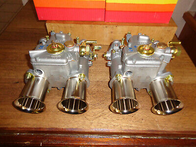 AU2199 • Buy 45dcoe Genuine 152 G Weber With Redline Manifold To Suit 4age Twin Cam