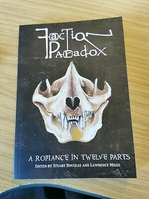 Doctor Dr Who Obverse Books Paperback Faction Paradox A Romance In Twelve Parts • 12.99£