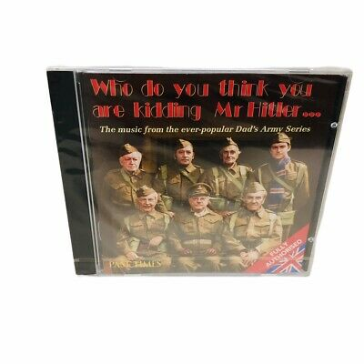 £10.86 • Buy Eric Coates Dad's Army Music From The TV Show