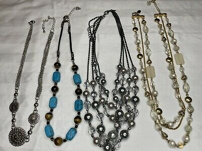$ CDN25.06 • Buy Lia Sophia Necklace, Lia Sophia Jewelry Lot, Lia Sophia Lot