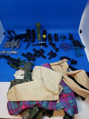 $ CDN6.27 • Buy 1/6 Gi Joe, Soldier Army, Clothes, Boots, Weapons Model For 12'' Figure Lot