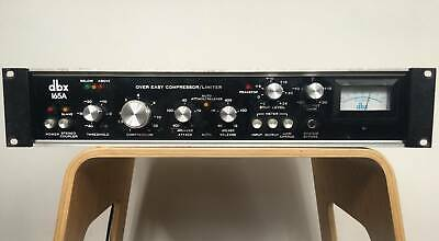 AU2495 • Buy DBX165A - Over Easy Compressor/Limiter
