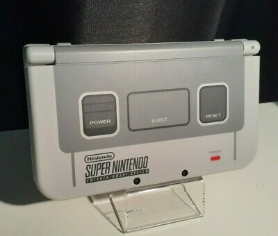 AU425 • Buy 🔥new  Nintendo 3ds Xl Super  Nintendo Console Boxed Like New Adult Collector 🔥