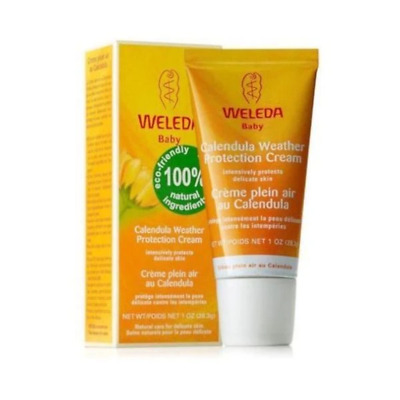 £8.79 • Buy Weleda - Weleda Calendula Baby Cream Weather Protection (30ml)
