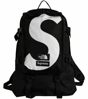 $ CDN281.79 • Buy Supreme The North Face S Logo Expedition Backpack Black - Ships Same Day