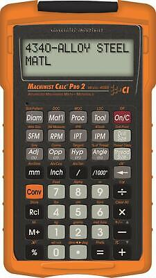 $68.99 • Buy Calculated Industries-4088C Machinist Calc Pro 2                             ...